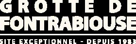 Grotte de Fontrabiouse Logo